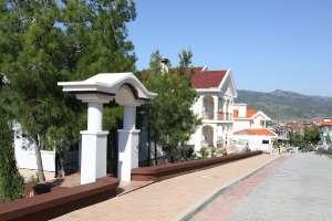 Коттеджный поселок «Кедровая роща». Вид на поселок
